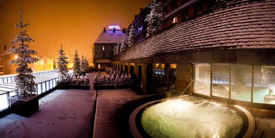 hoteles beret: