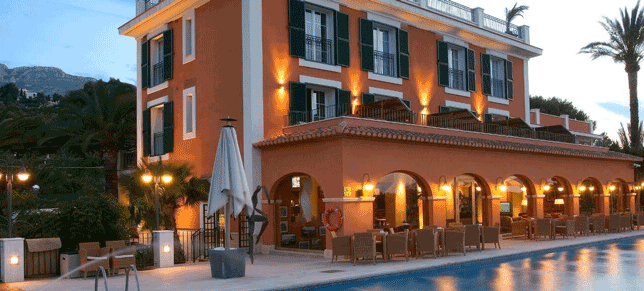 hotel en Denia