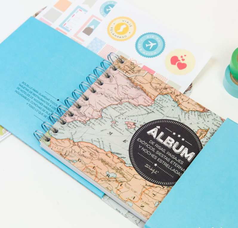 album viajes Mr. Wonderful