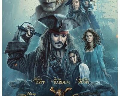 Piratas del caribe:la venganza del capitan Salazar
