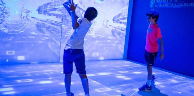 RafaNadalMuseumXperience-tenis