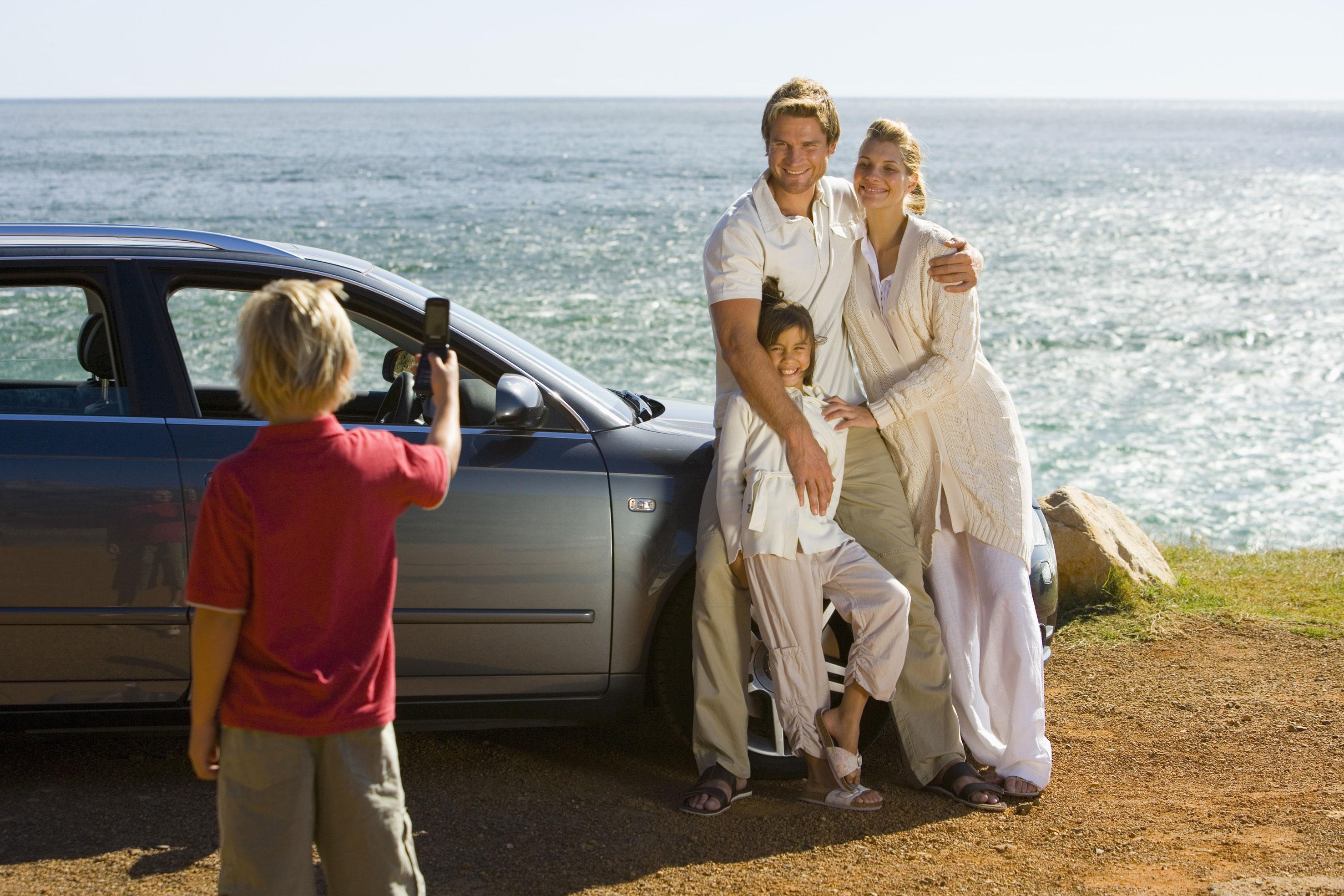 Sillitas para niños en coches de alquiler