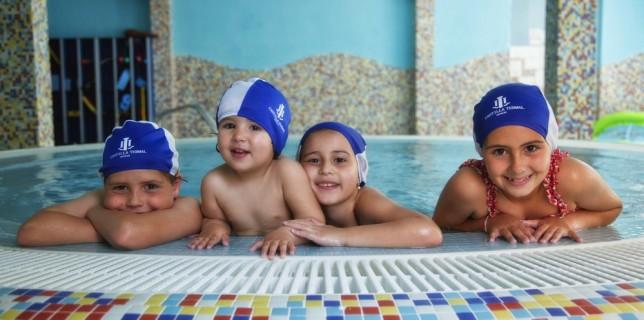 Los niños disfrutan de su propio espacio y tratamientos exclusivos