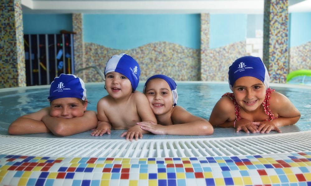 Una escapada de fin de semana de relax a un balneario…con los niños