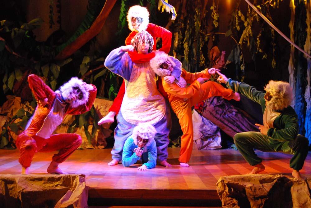 Musicales infantiles en Navidad