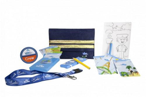 La aerolínea KLM lanza Bluey para los niños