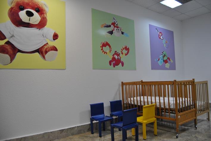 servicios infantiles en aeropuertos