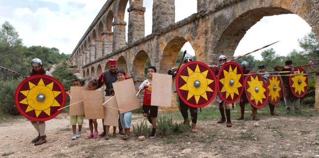 Foto: Manel R. Granell cedida por el Patronato Municipal de Turismo de Tarragona.