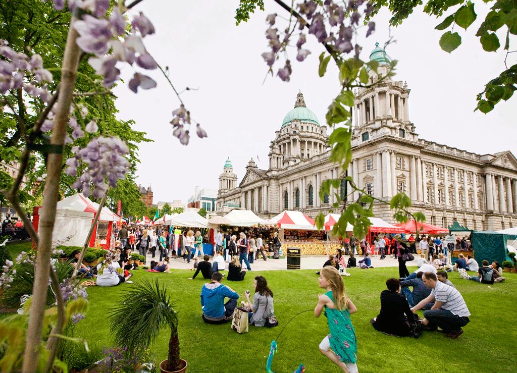 Planifica tu viaje a Irlanda con niños