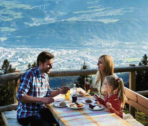 Una Semana Santa familiar en el Tirol