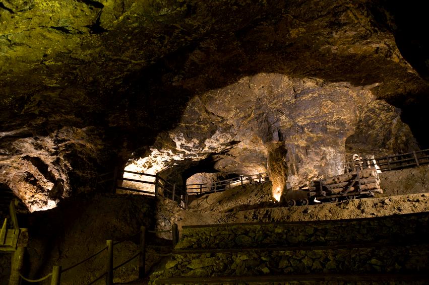 Foto: Parque Minero de La Unión
