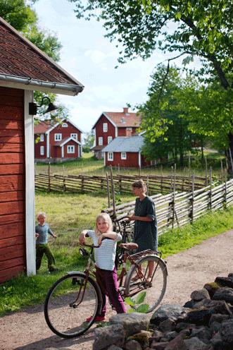 Suecia, cuna de Pipi Calzaslargas y de los vikingos