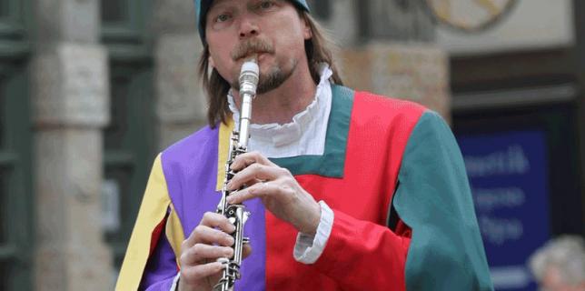 Flautista de Hamelin. Copyright_Deutsche-Märchenstraße
