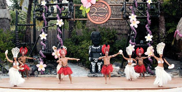 Aloha-Tahití-PortAventura-20 aniversario