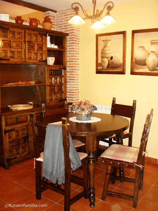 Casa Rural Tía Paula en el Camino de Santiago por Palencia