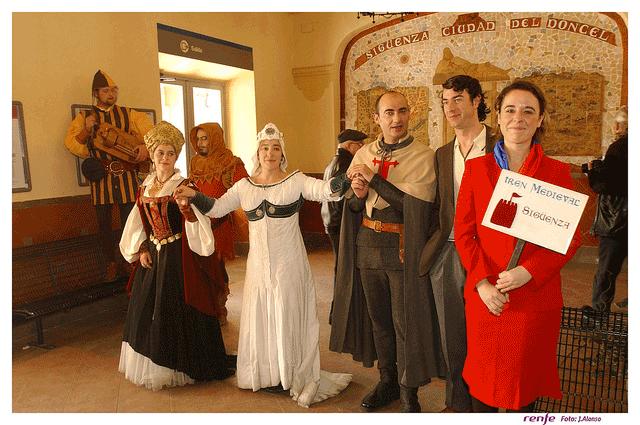 Tren-medieval-Sigüenza