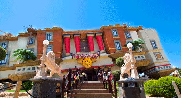 The House-atracción parque temático Sol Katmandu