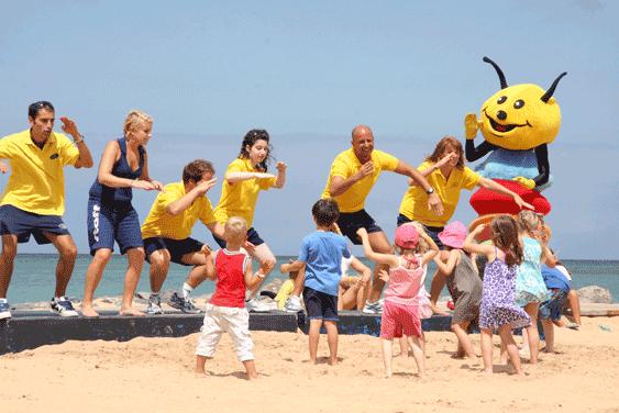 Elba hoteles para familias en andaluc a for Hoteles para familias en la playa