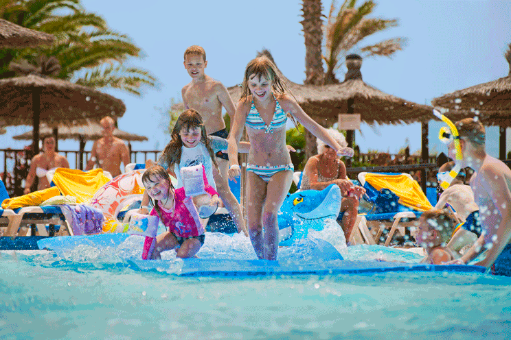 Elba hoteles para familias en andaluc a for Hoteles para familias