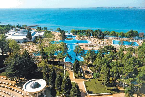 Hotel Riu Helios Sunny Beach Bulgaria Thomson
