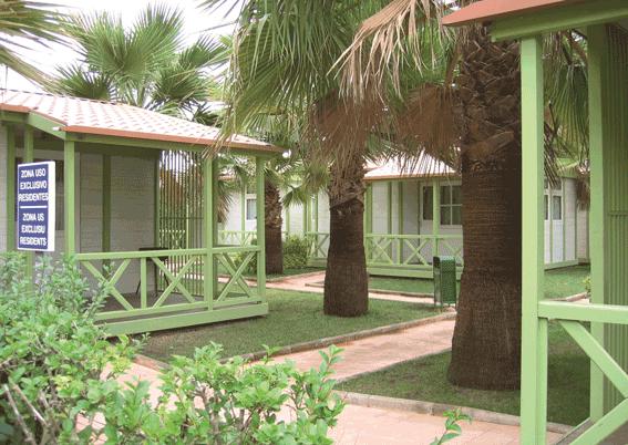 Alojamiento familiar en los campings de tarragona - Camping interior tarragona ...