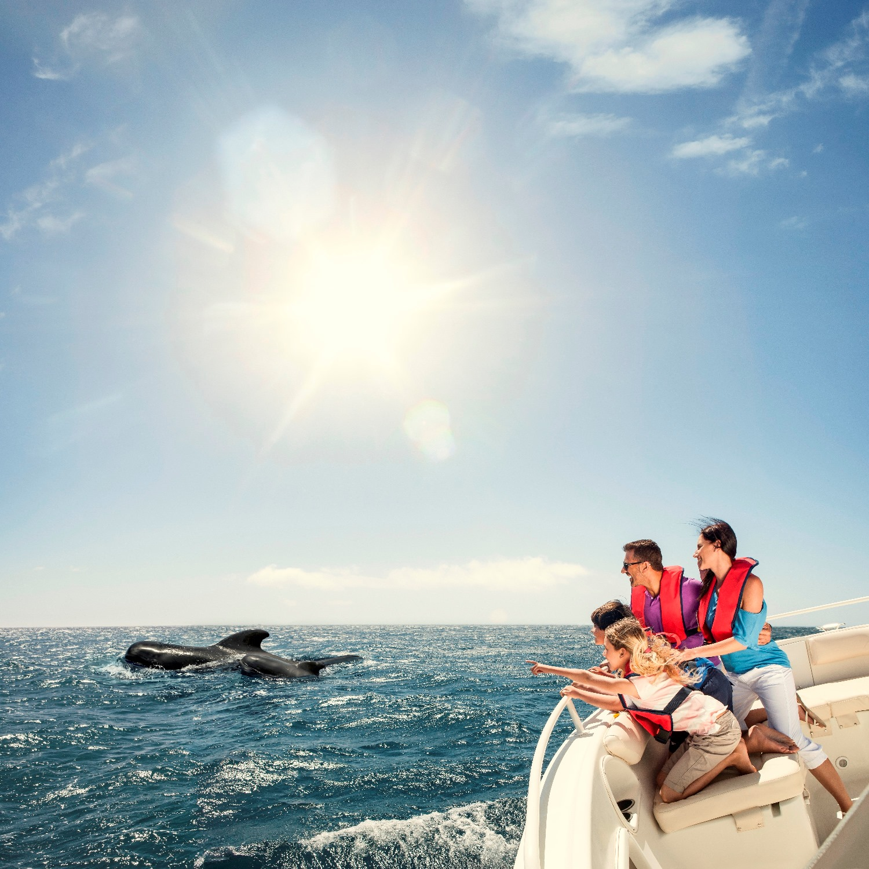 7 motivos para unas vacaciones familiares en Canarias