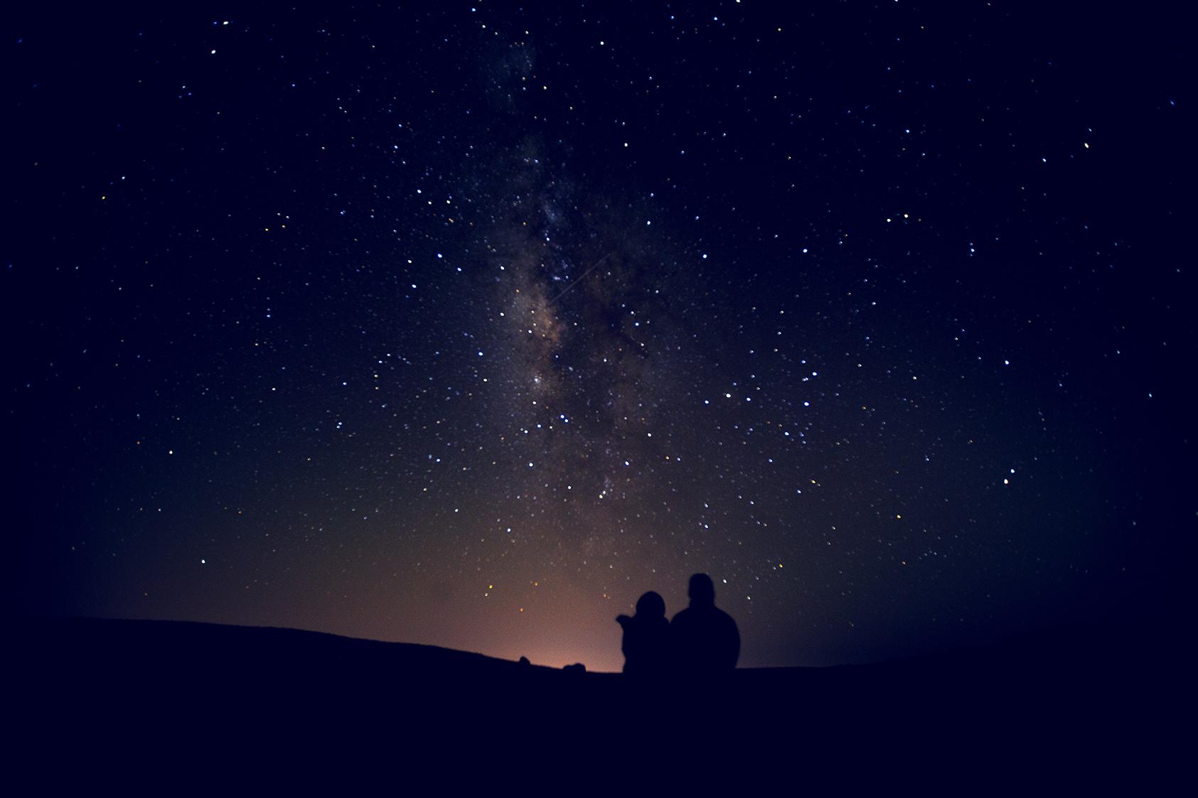 Cielo de Canarias