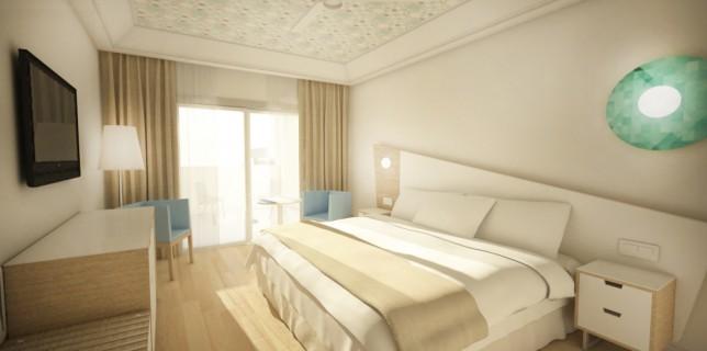 Gran Canaria habitación