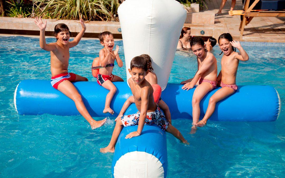 Blaumar, el hotel del paseo marítimo de Salou para ir con niños