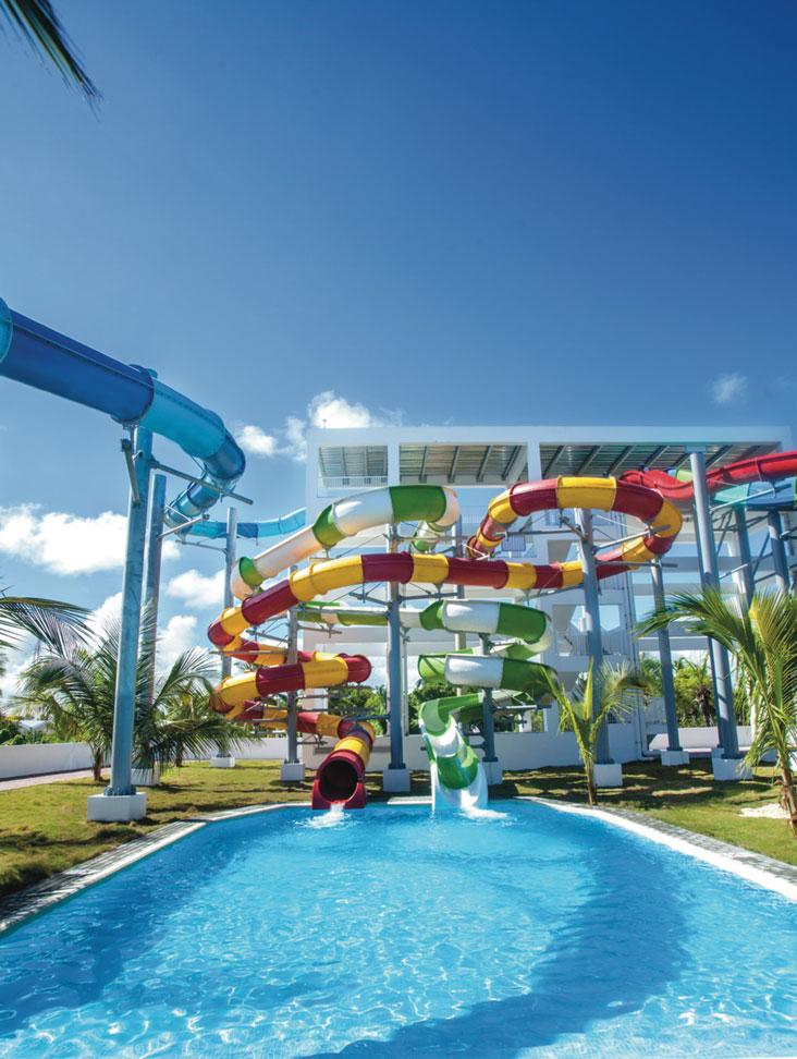 parque acuático en República Dominicana