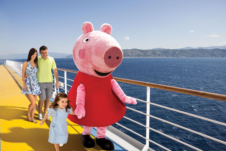 Descubre el Fun & Beach de Costa Cruceros