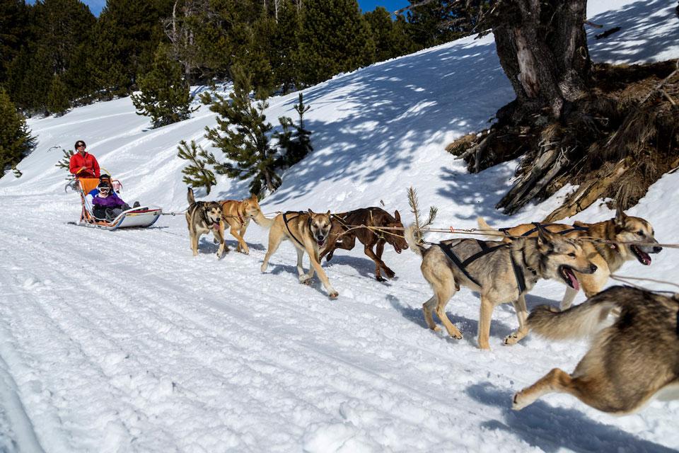 Andorra en familia, mucho más que nieve