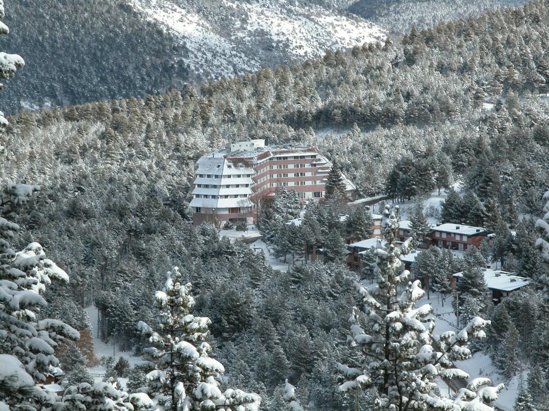 Sercotel Alp Hotel Masella, alojamiento de nieve familiar