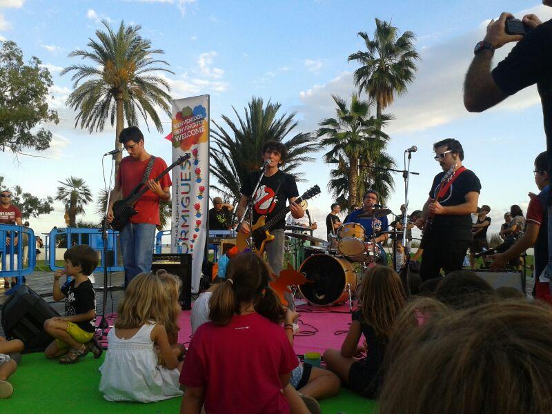 Benicassim, ciudad de festivales… también para familias