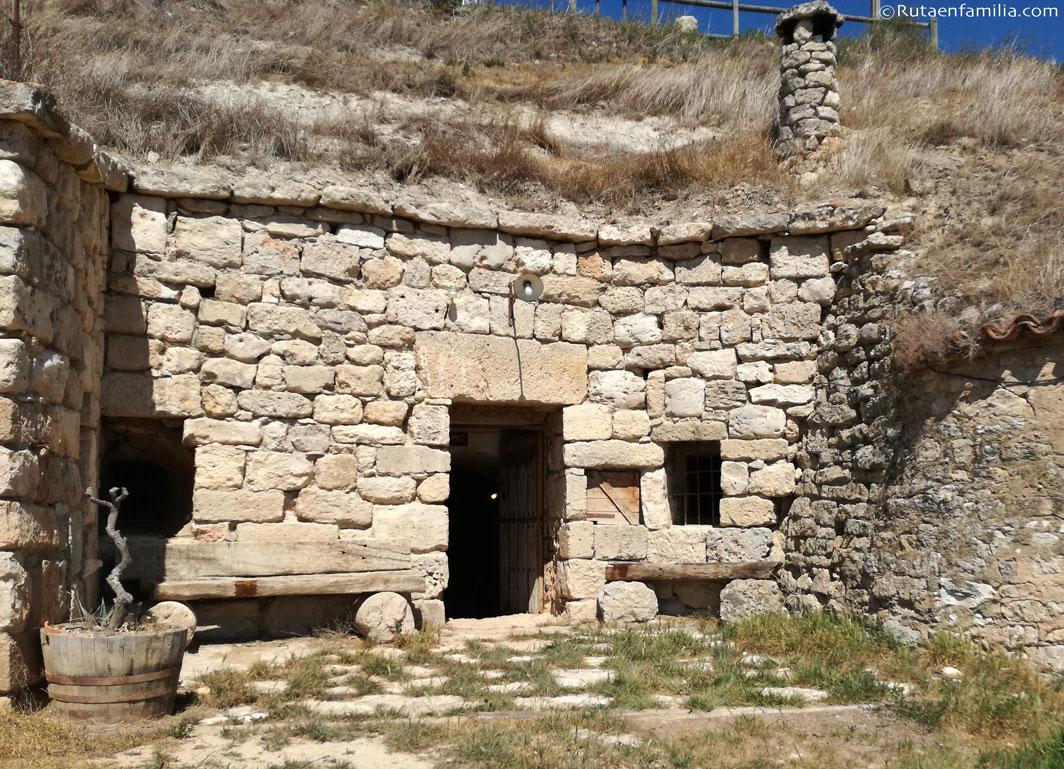 Casa-cueva-en-Dueñas