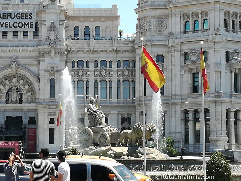 Plaza-de-Cibeles