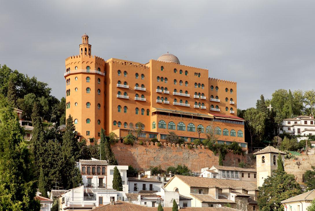Alhambra Palace, un establecimiento ideal para disfrutar de Granada en Familia