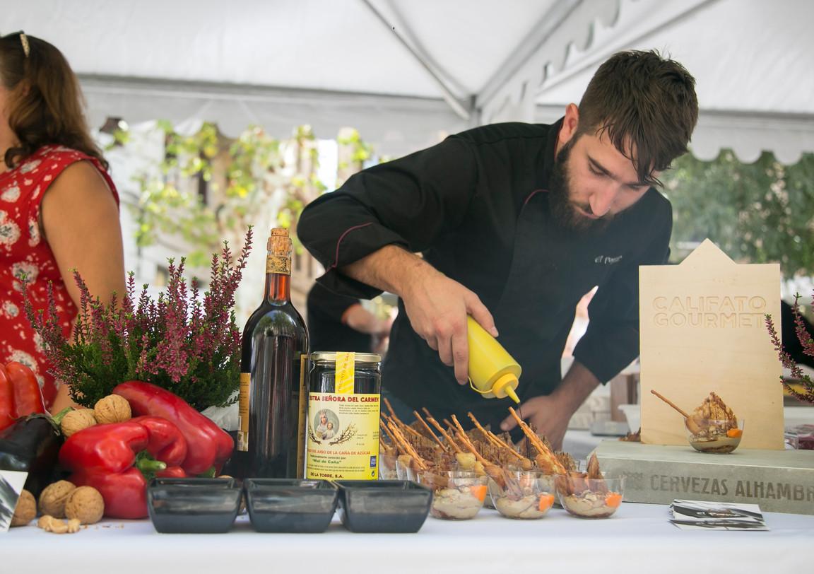 Tapas Show en Córdoba Califato Gourmet