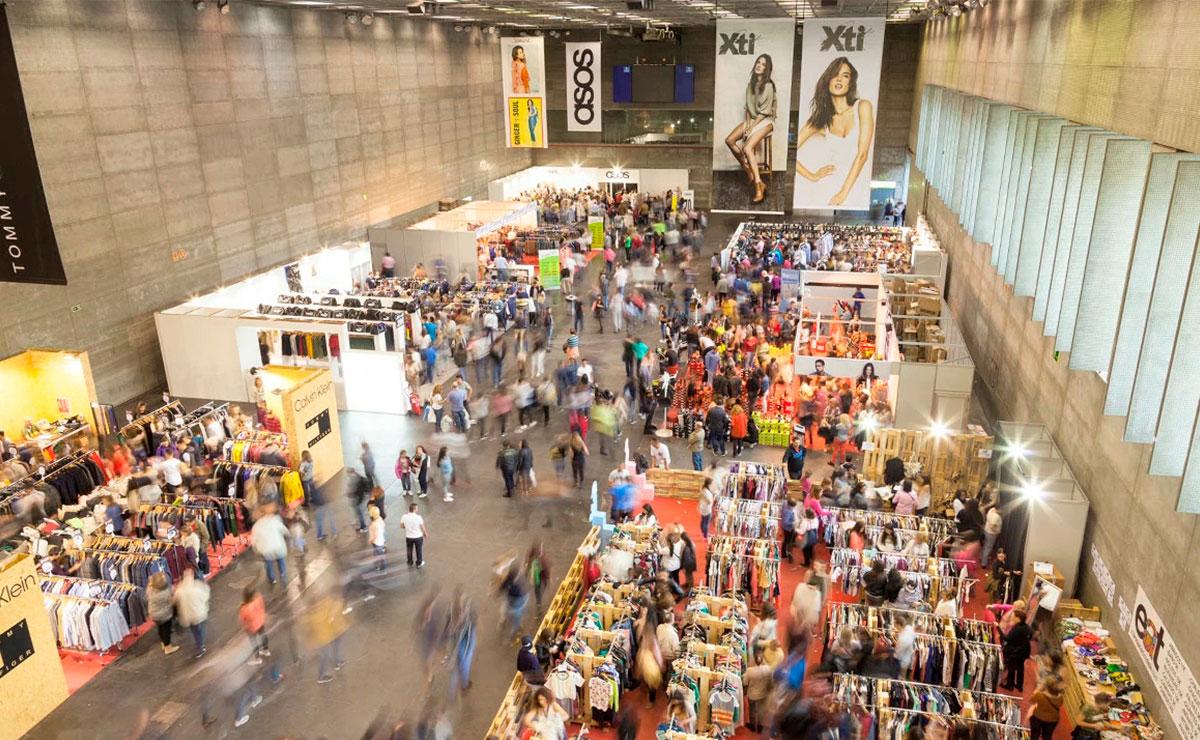Vuelve stock feria outlet con zona de ocio para ni os for Feria decoracion madrid