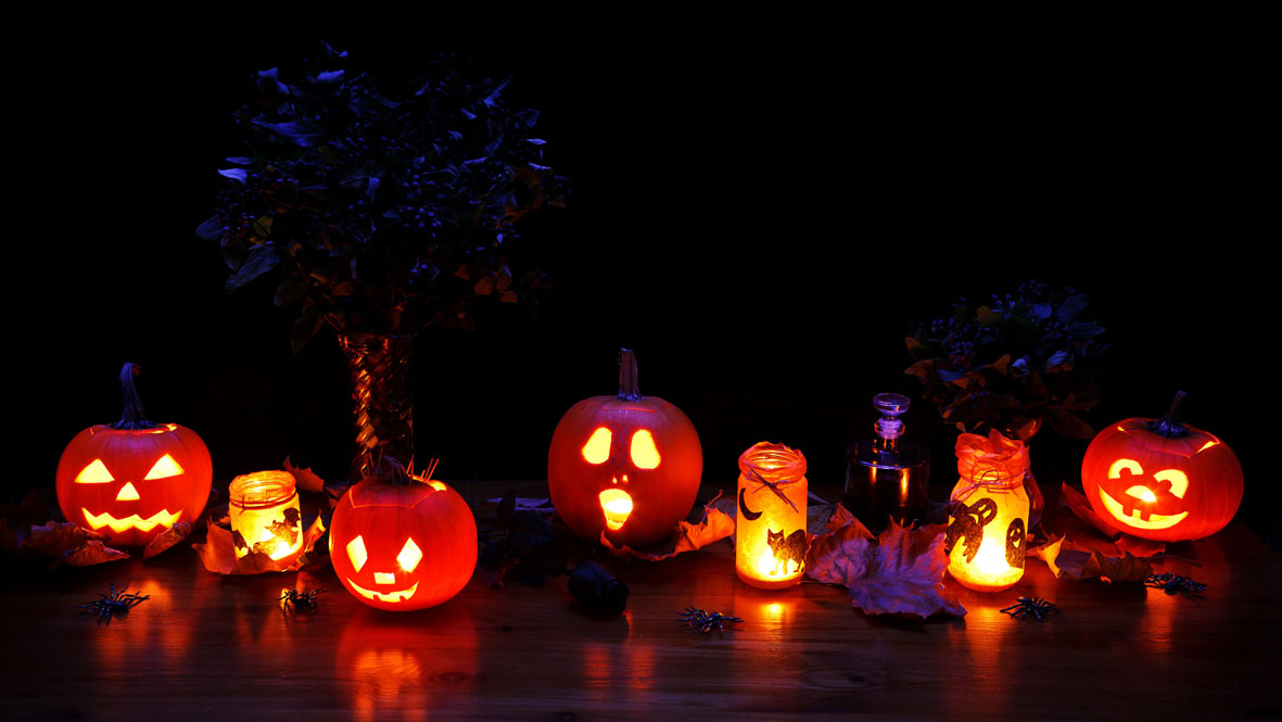 Propuestas para un Halloween diferente en familia