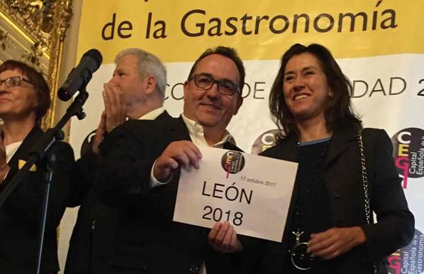 León, capital española de la Gastronomía 2018 con más de 150 actividades