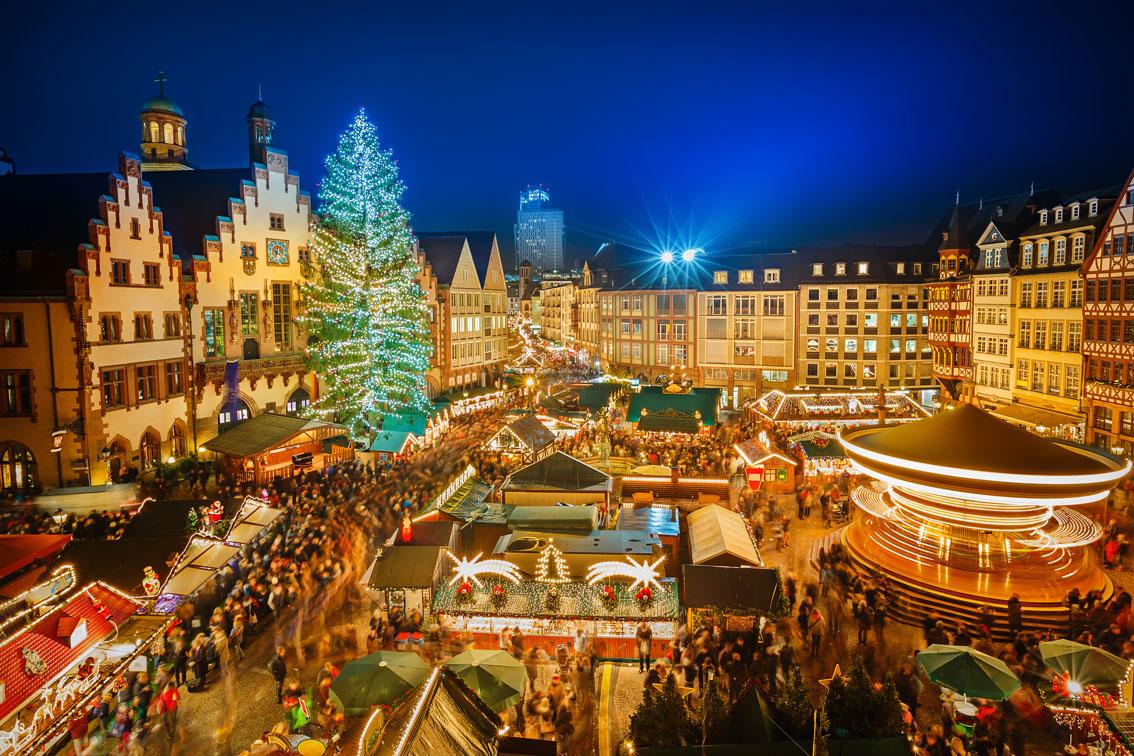 Mercadillo-navideño-en-Frankfurt
