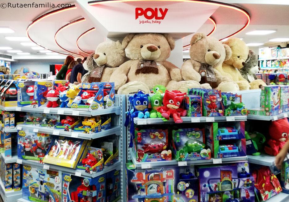 poly-Guardería
