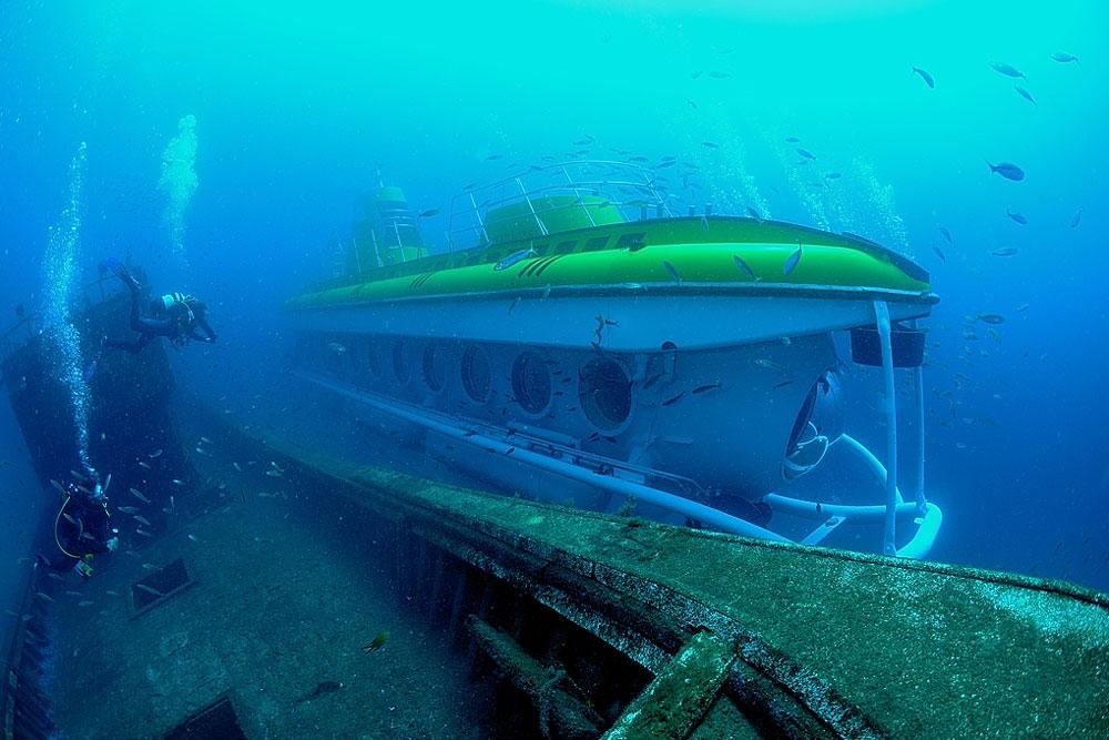 submarino-lanzarote-inmersion