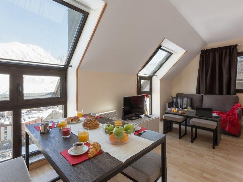 Alojamientos familiares Pierre et Vacances en Andorra
