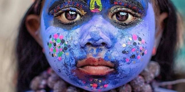 Festival Holi_India