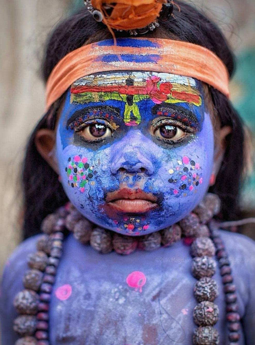 Viaja en familia por los festivales más coloridos del mundo