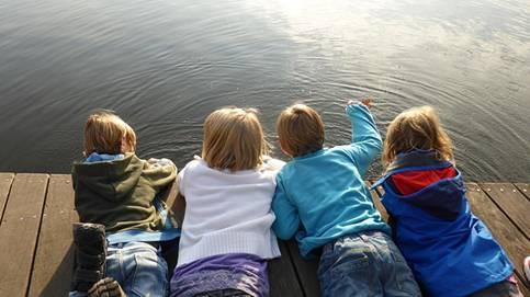 ¿Viajes urbanos con niños?