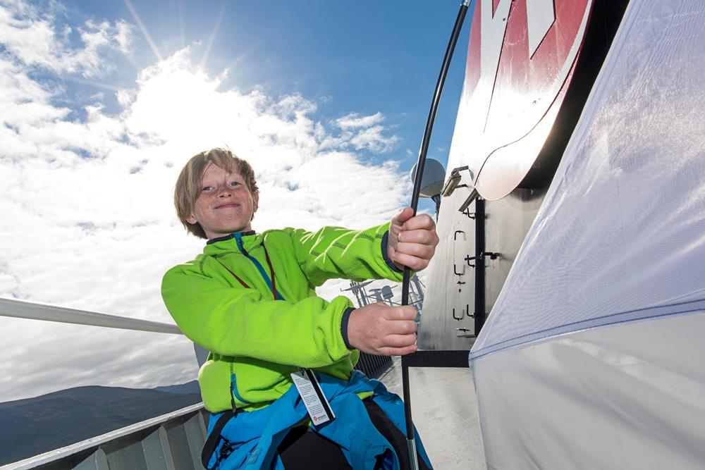 Unas vacaciones familiares a bordo de Hurtigruten con el programa ...