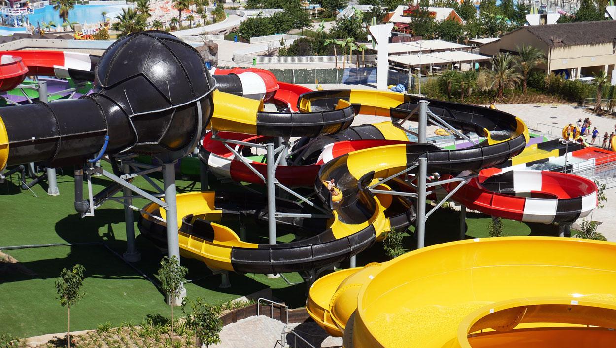 parque tematico madrid